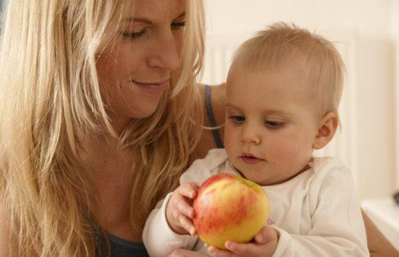 5 лучших видов твердой пищи для малышей