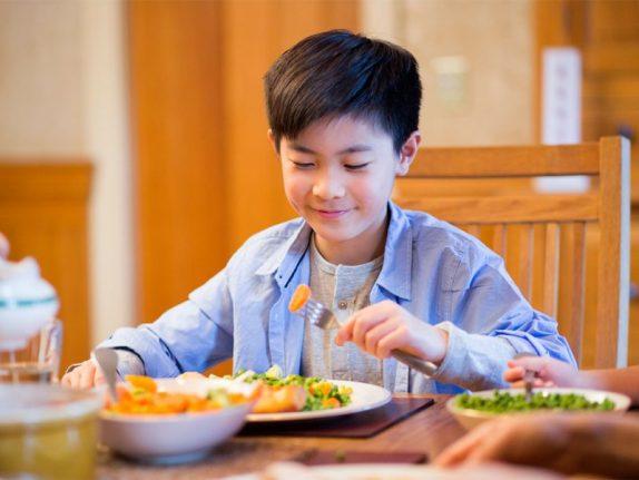 Овощи оказались полезны для детского мозга