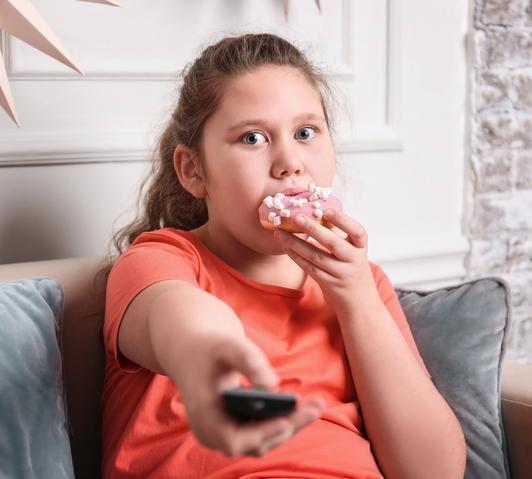 Детское ожирение – причины и последствия