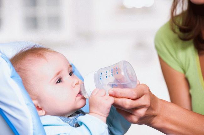 Сколько воды в сутки должен получать ребенок