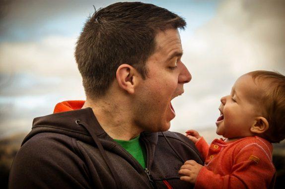 Отец: пример для подражания