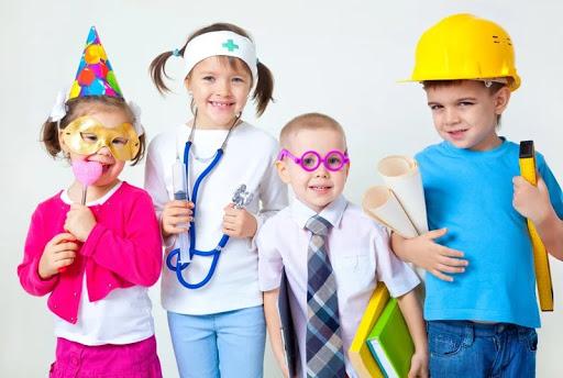 Как и когда рассказывать детям о профессиях