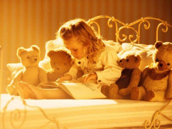 Сказкотерапия для малышей: на заметку родителям