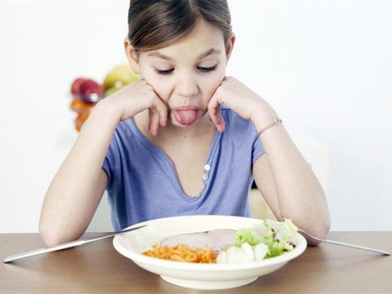 Капризность детей в питании это вина родителей