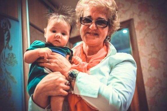 Польза и вред от воспитания бабушками
