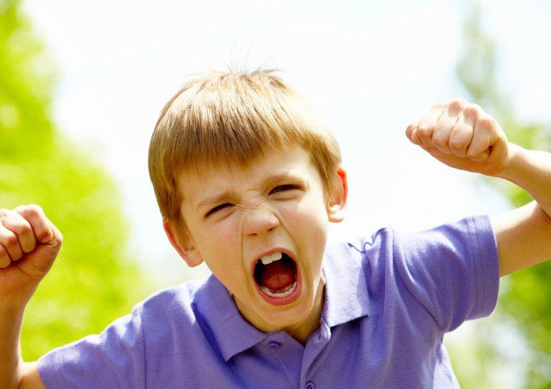 7 способов обуздать агрессию ребенка