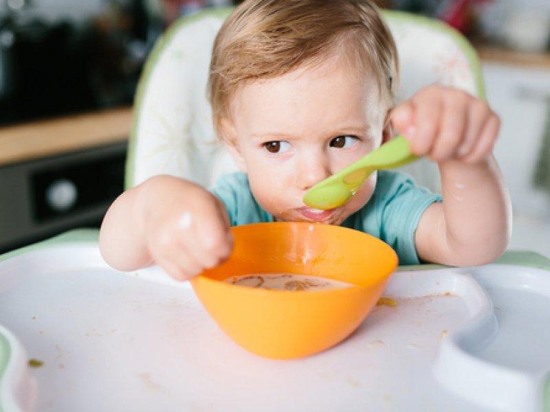 Детское питание. Обед для малышни