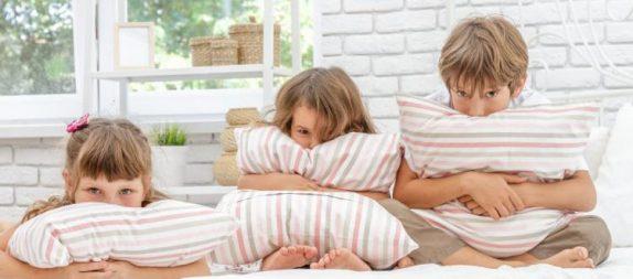 Выбираем подушки