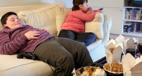Детское ожирение – проблема взрослых