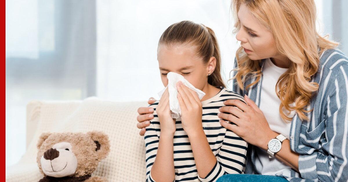 Педиатр перечислила продукты для профилактики инфекций дыхательных путей