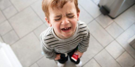 Когда ребенок упрямится