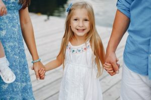 Ребенок и хорошие манеры