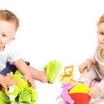 Этапы развития ребенка от 1 года до 4 лет