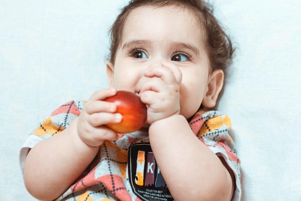 Детскую капризность при приеме пищи можно одолеть