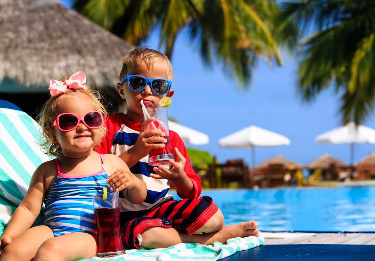Курорты для отдыха с детьми