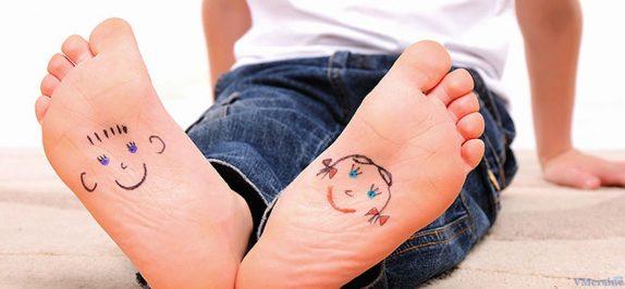 Развенчивая мифы о детском плоскостопии