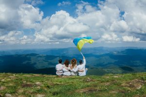 10 позитивных мест Украины для осеннего путешествия
