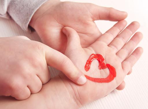 Дети и языки любви