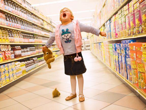 Идем с ребенком в магазин. Советы от detkinsite.ru