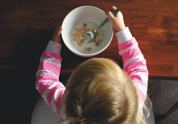Питание в детстве определяет всю жизнь