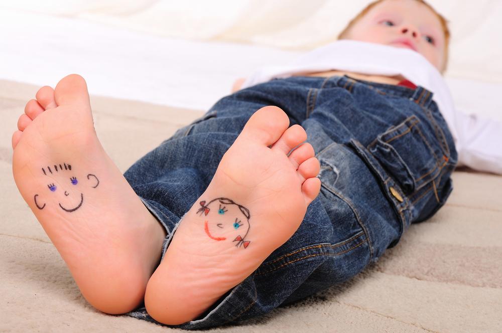 Плоскостопие у детей. Что должны знать родители
