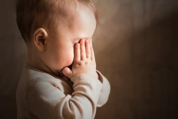 Не плачь, малыш!