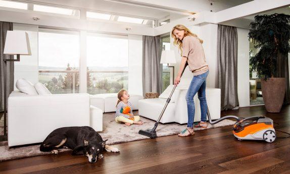 Пылесосы Thomas — идеальный вариант для семей с детьми