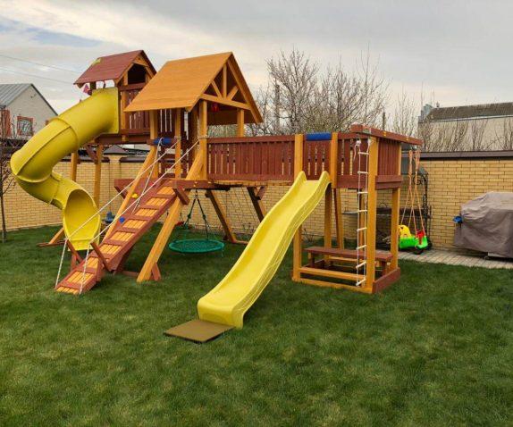 Детские домики для улицы