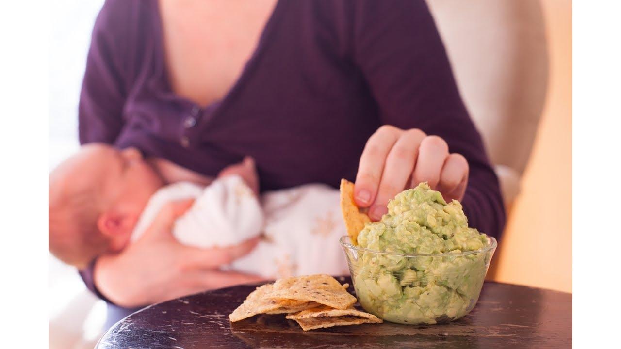 Запретный плод: продукты, которые не может позволить себе кормящая мама