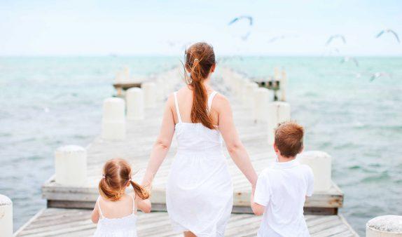 Везде вместе: отдых с маленьким ребенком