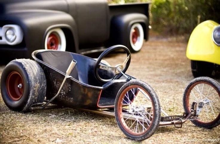 Детство на колесах