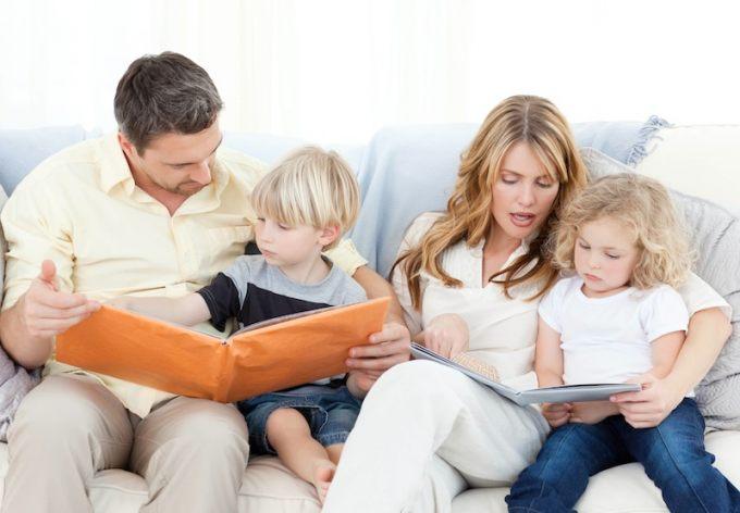 Основы правильного воспитания детей