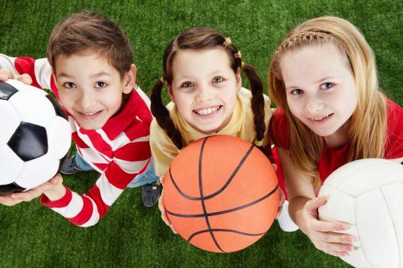 Выбираем вид фитнеса для ребенка