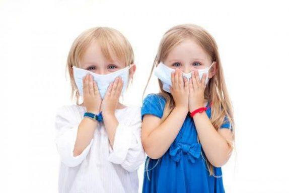 Врач обратила внимание на нетипичные для коронавируса симптомы у детей
