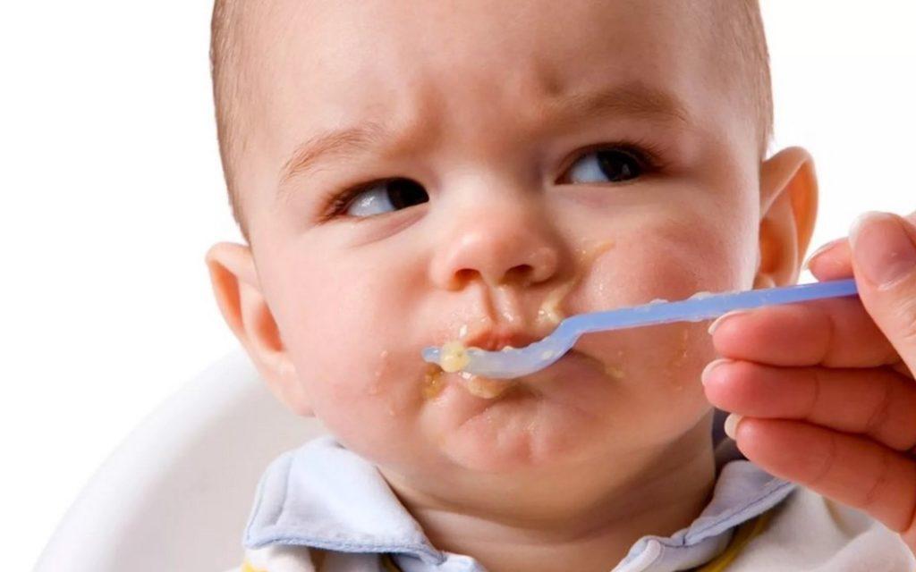 Мой ребенок плохо ест!