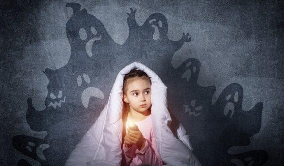 Зачем детям ужастики?