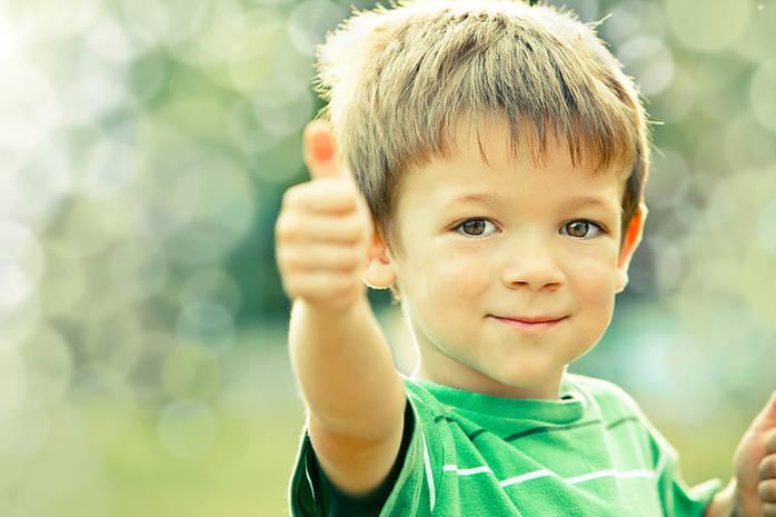 Как вырастить оптимиста?