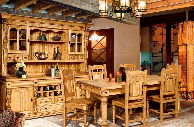 Мебель для обустройства жилья