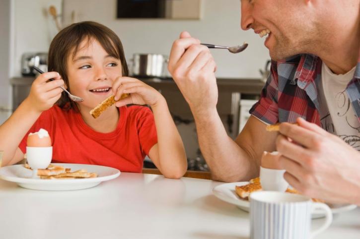 5 лучших продуктов для развития детского мозга