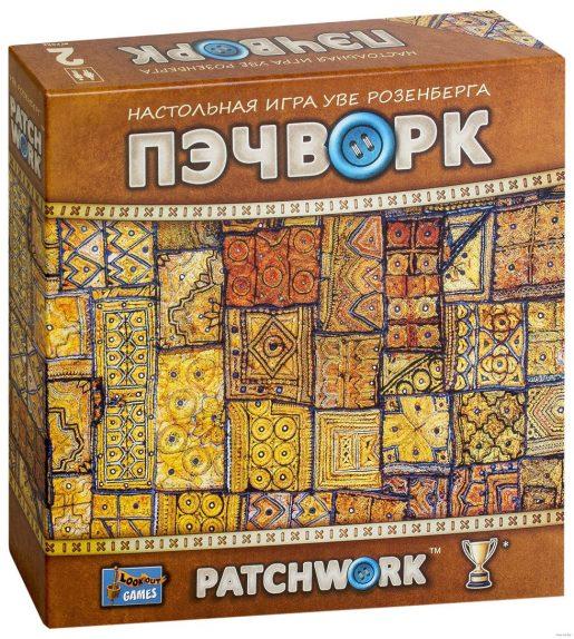 Как играть в настольную игру Patchwork («Пэчворк»)?