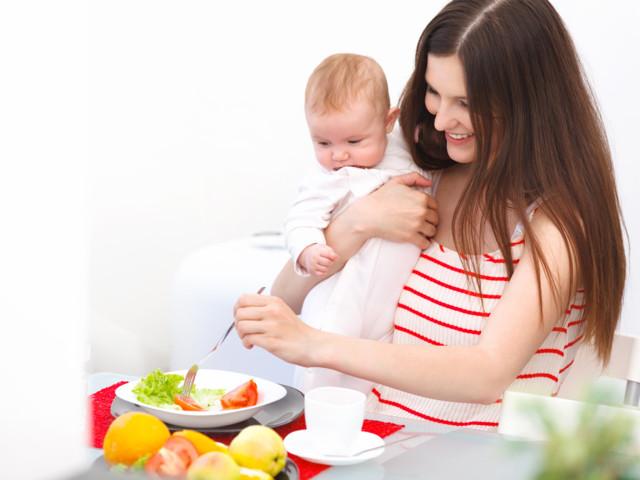 Меню кормящей мамы: как питаться в период грудного вскармливания