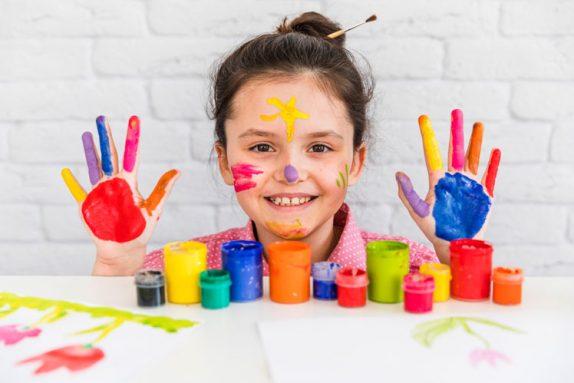 Искусство в развитии ребенка