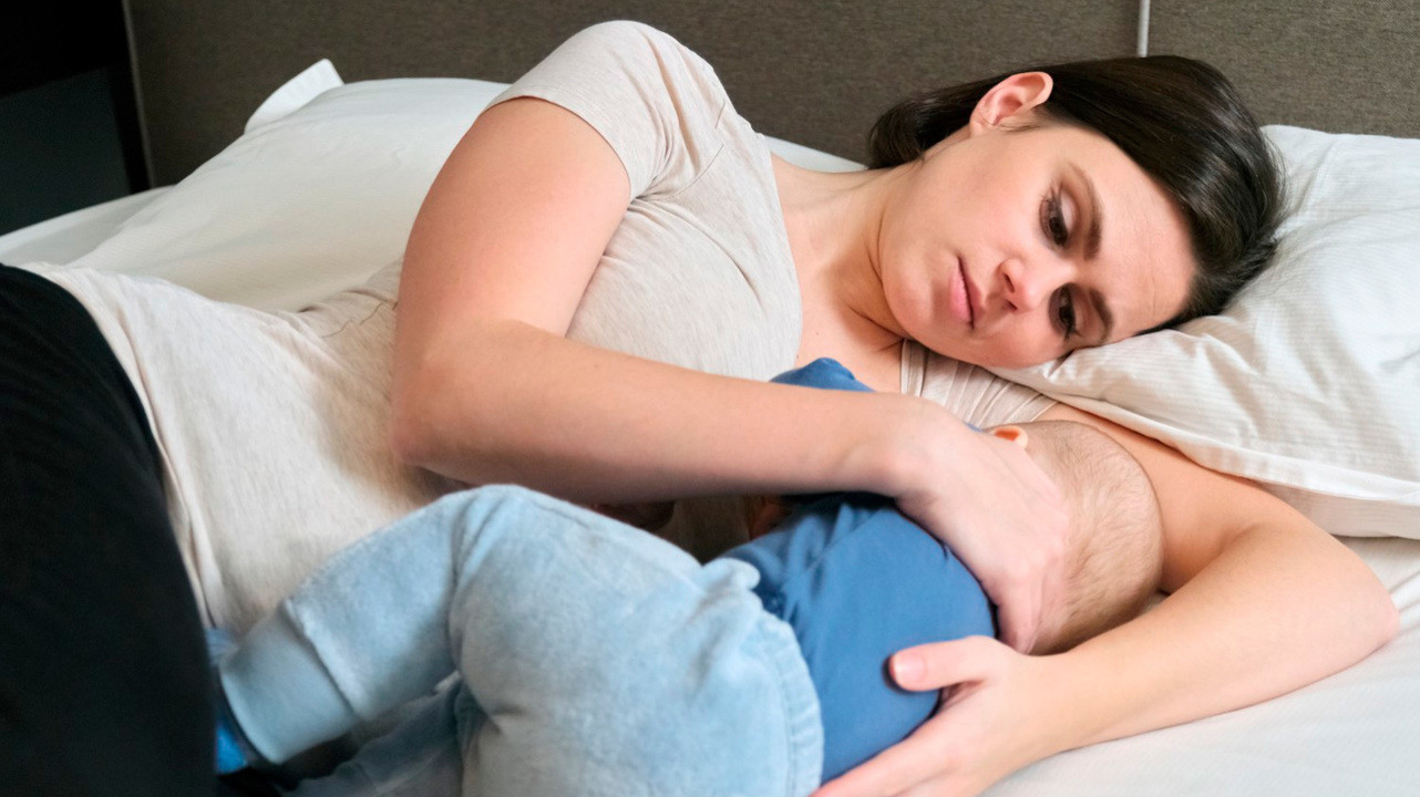 Грудное вскармливание связали с улучшением артериального давления у детей 3 лет
