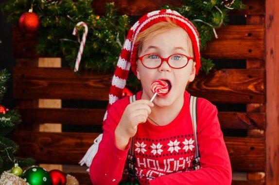 Как выбрать сладости на Новый год детям?