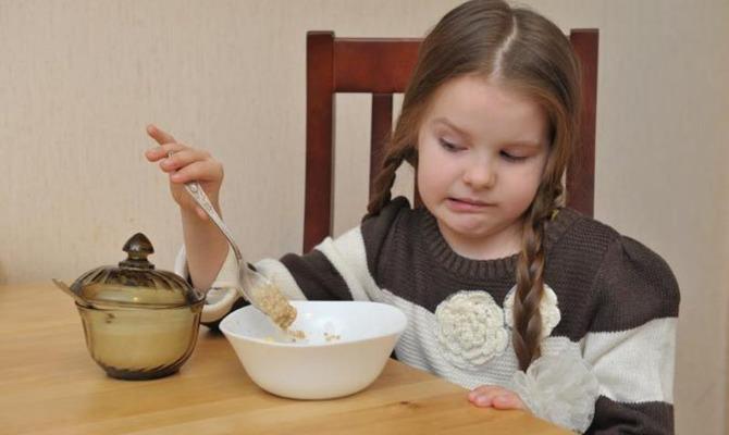 Как заставить детей есть овощи и полезные блюда?