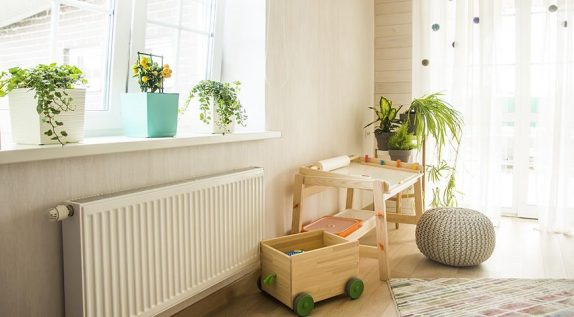 Какие комнатные растения подойдут для детской?