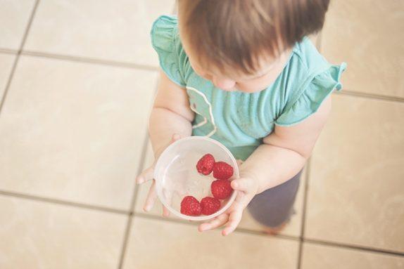 Как сделать еду привлекательной для ребенка?