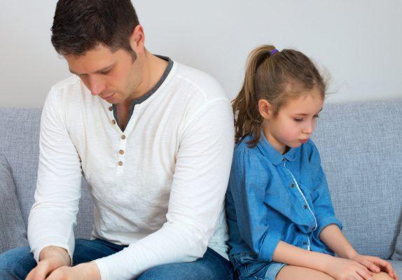 Роль папы в жизни девочки