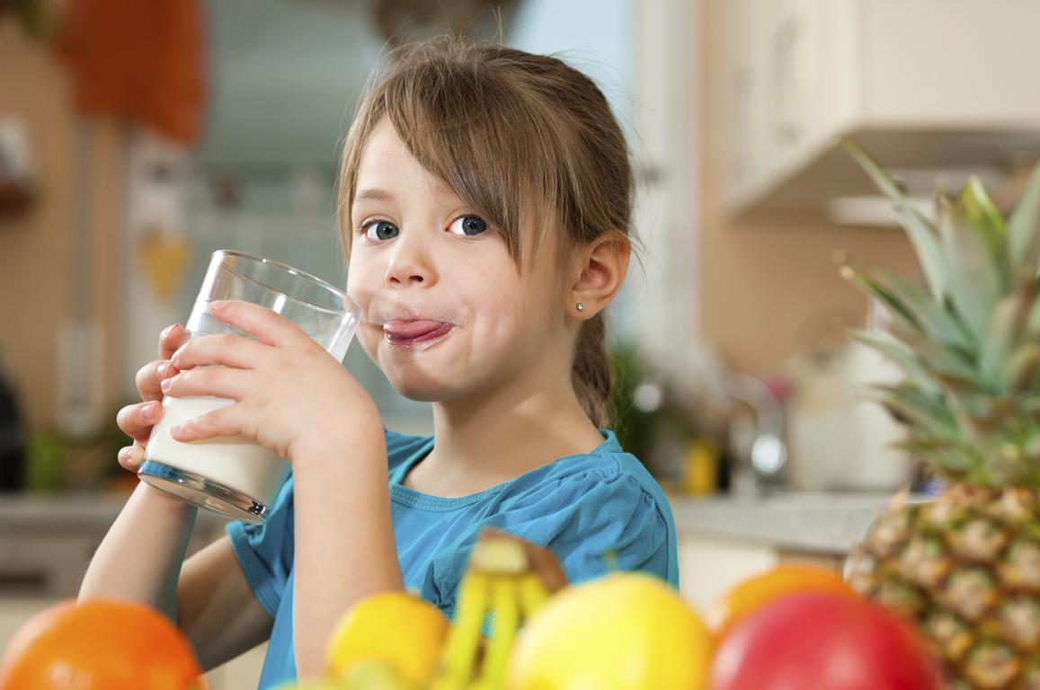 Самые полезные продукты для укрепления иммунитета ребенка