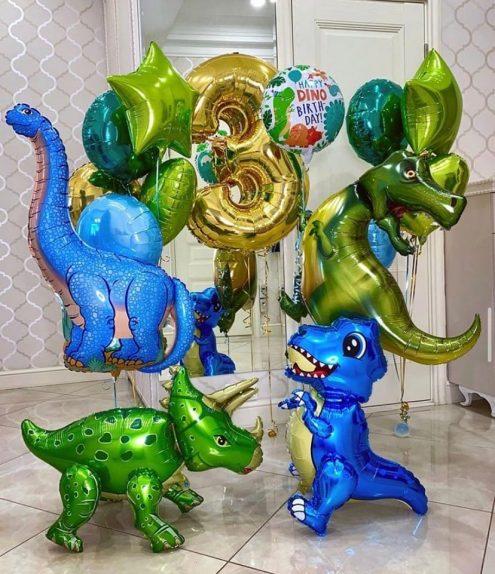 Свойства фольгированных воздушных шариков